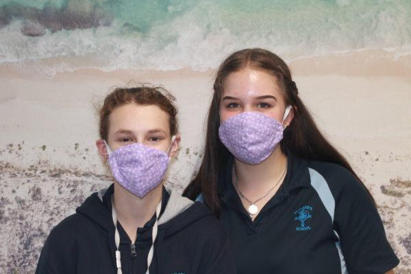 Finished masks